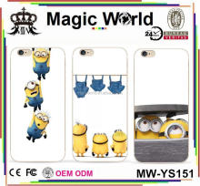 cute 3d minion case for blackberry z10