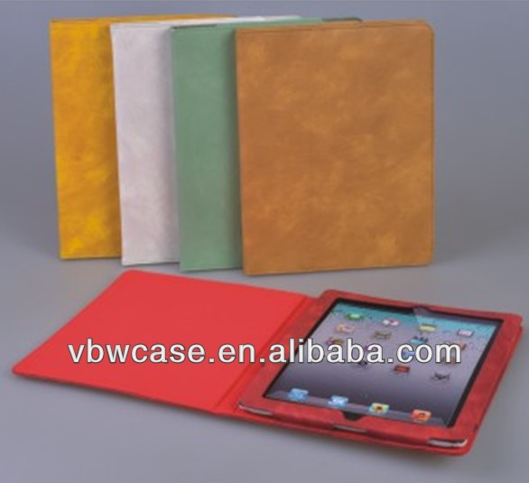 covers for ipad tablet, cute leather case for ipad 2, fancy case for ipad 3