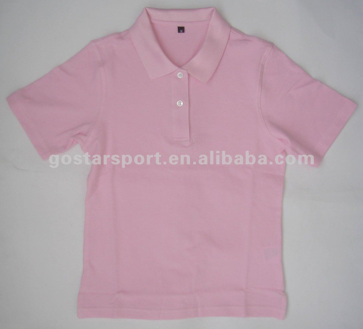 100% Cotton Golf Polo Shirt