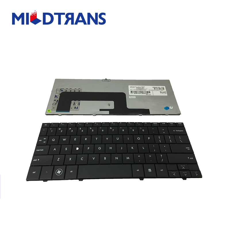 Factory Wholesale price laptop notebook keyboard For HP MINI 1000 US