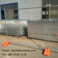 2016 New arrival !!! Direct factory sell !!! Australia temporary fence for sale 15-year professional factory