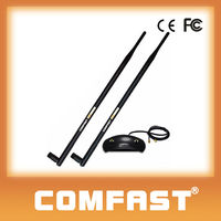 COMFAST CF-ANT2410DA 2.4GHz wifi mimo antenna 2T2R technology