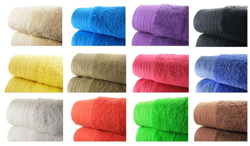 100% Shuttle less weaving quality towel