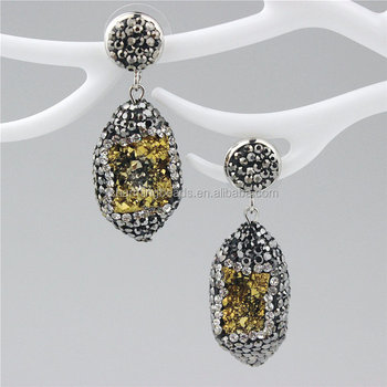 CH-ZSE0175 fashion stud earring jewelry 909086b7bea3