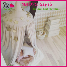 2016 Best Chirstmas Gifts Baby Polyester Princess Mosquito Net And Kids Room Polyester Bed Canopy
