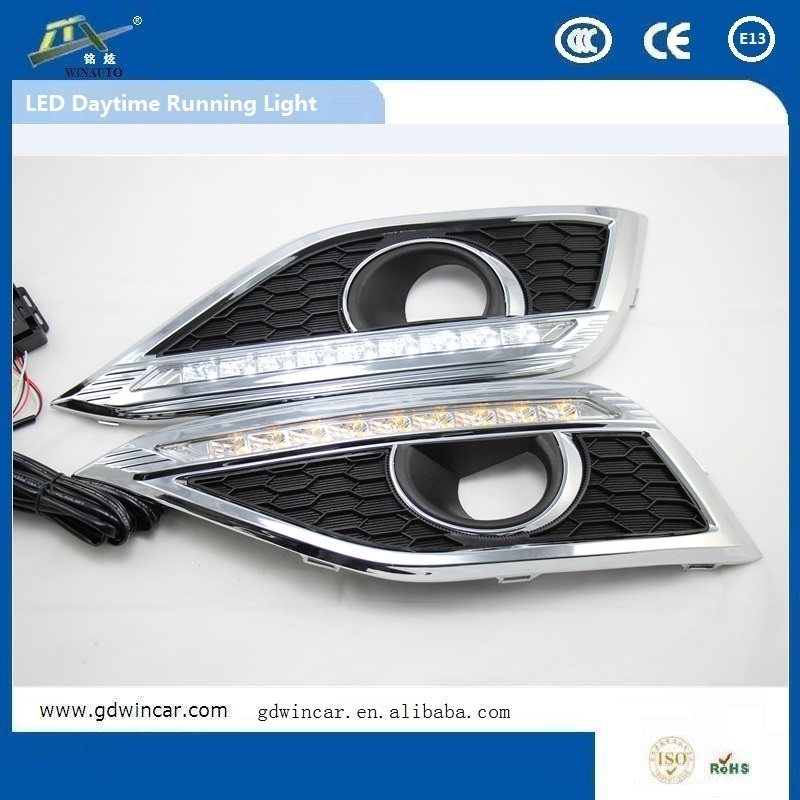 12V Automobile used cars for sale in germany Special Daytime Running Light For Honda CRV 2012-2014 in china supplier