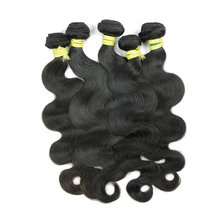 JP Alibaba Fashion Cheap Body Wave Peruvian Human Hair Weft Extension