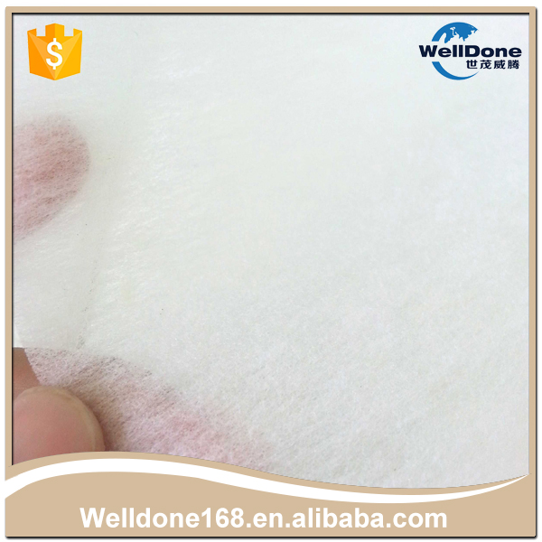 Spunlace nonwoven fabric wipe for napkin raw material