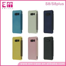 mobile phone shell,cover case for Samsung ,phone mirror case for galaxy s8