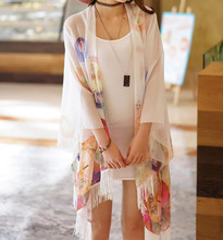 wholesale women new summer fashion piaid elegant long sleeve silk blouse