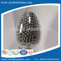 China cheap percision steel ball for bearing manufactured in