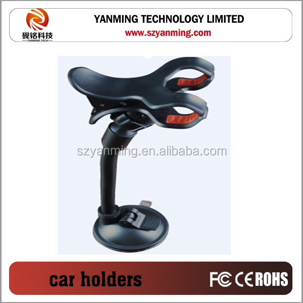 universal clip car mobile phone holders on windshield or dash board