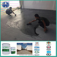 SWD hand brushable polyurea concrete anticorrosion coating