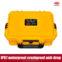 China factory Tricases 2016 new hot waterproof rugged plastic case with handle