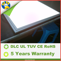 best price ul cul dlc certified square led panel light eyeshield for amercia market