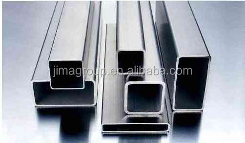 <strong>Aluminum</strong> square Tube/pipe for aerospace/railway transporation/automotive/marine/building/construction/mechanical//electrical
