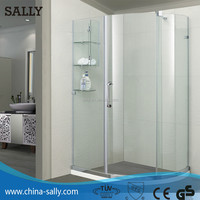 Sliding Door Quadrant Shower Enclosures
