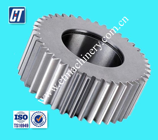 Stainless Spur Gear with Precision Machining