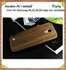 Galaxy S4 Natural Bamboo Wooden back Cover Case for Samsung galaxy S4 I9500