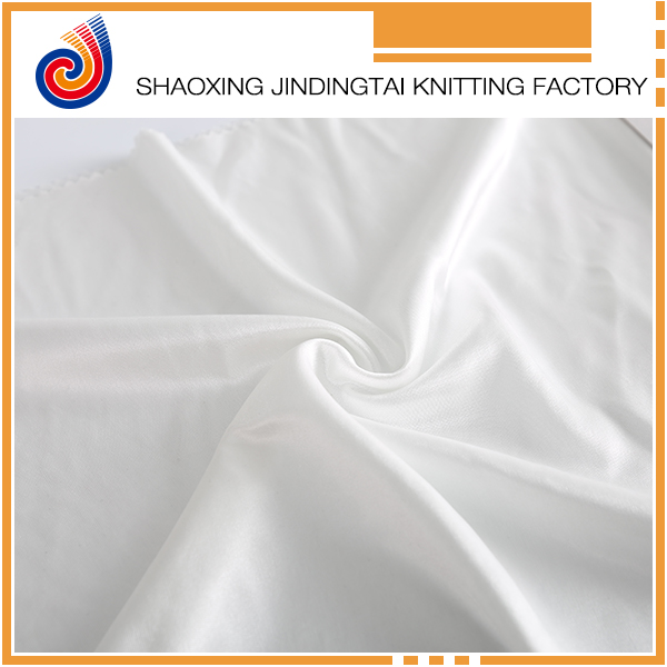 Silk feeling Shrink-Resistant lustre polyester fabric