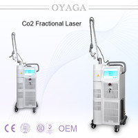 Professinal RF CO2 fractional laser vaginal tightening beauty machine for beauty salon OY-11