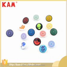 Wholesale China colorful plastic snap button for bag garment