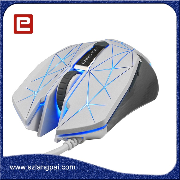 Computer Hardware 2400DPI Gaming Mouse Special For Gamers Internet Bar