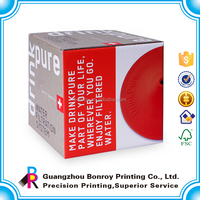 Offset printing Custom display cubes boxes