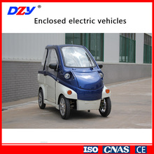 2016 New Type Totally Enclosed Mini Electric Car