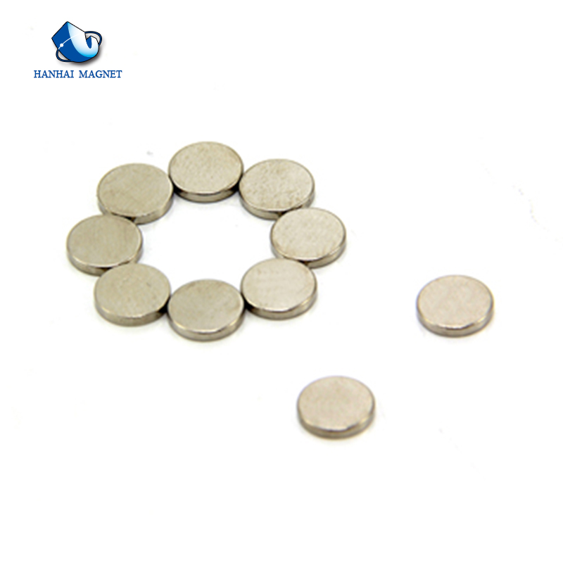 Wholesale Strong Sintered Round Ndfeb N35 Magnet