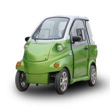 Dekong China 2 seats mini electric car enclosed vehicle for sale