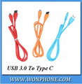 USB3.0Type C mobile phone data cable phone charging line / pure copper wire C port data cable