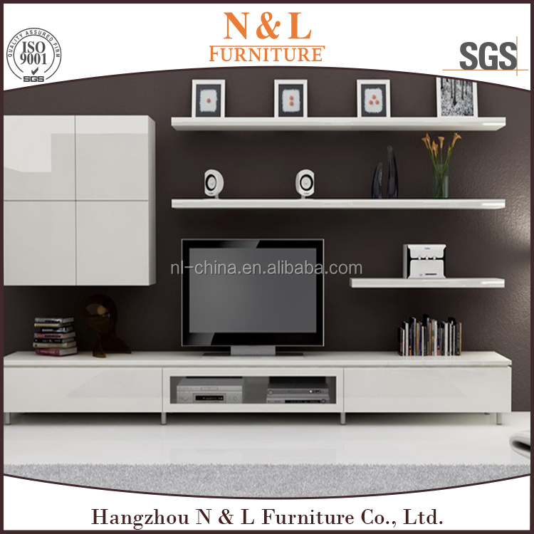 Chinese manufacturers Mordern design TV stands bedroom lcd tv cabinet model