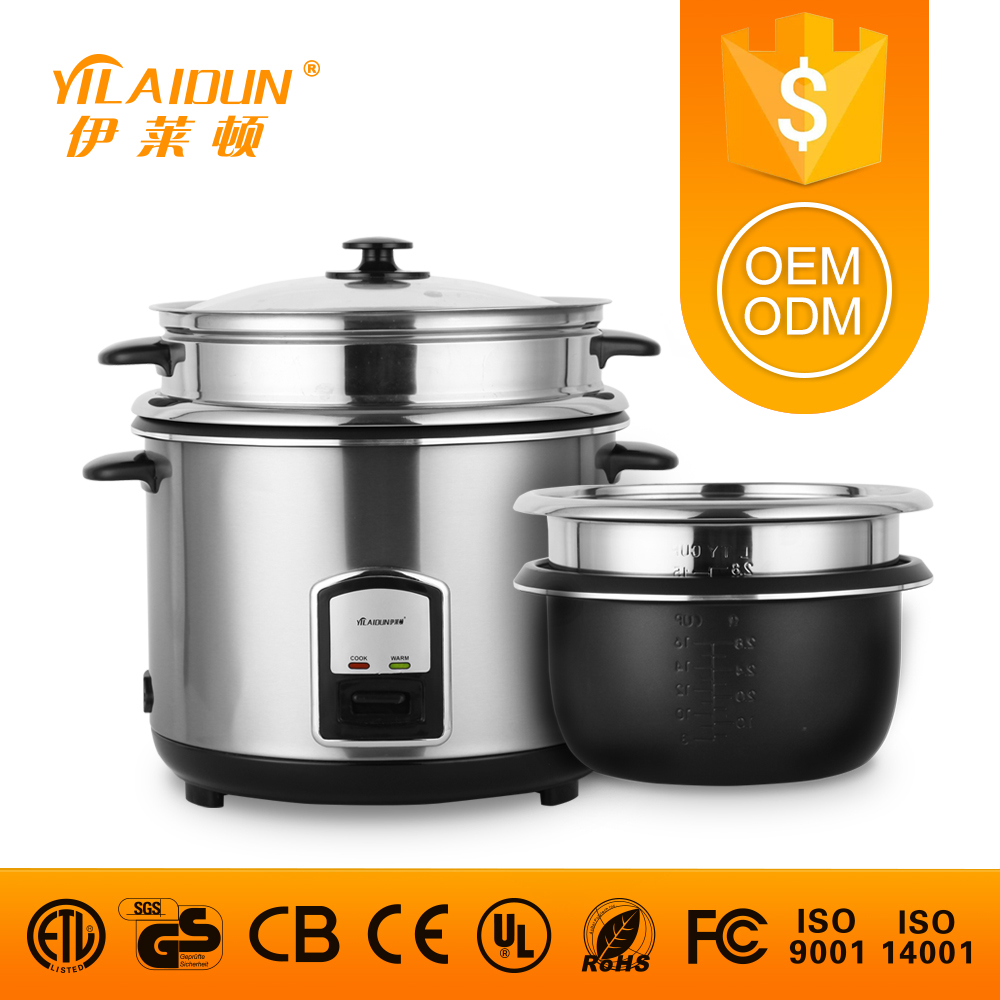 Soup maker straight cooker