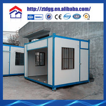 Professional design low cost prefab bunkhouse from China manufacturer