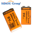 Sidiou Group 250mAh 9v Ni-MH Battery Rechargeable Battery For Ni-MH Universal Battery