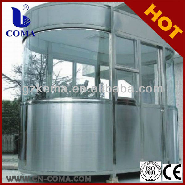 sentry box shed prefab house villa from China manufacturer