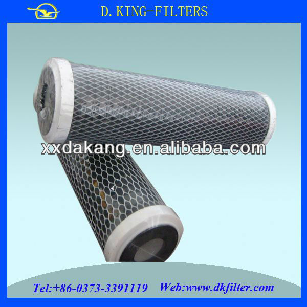 "high efficiency odor remove 4"" Active Carbon Air Filter"