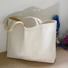 factory supply reusable extra large cotton laundry bag