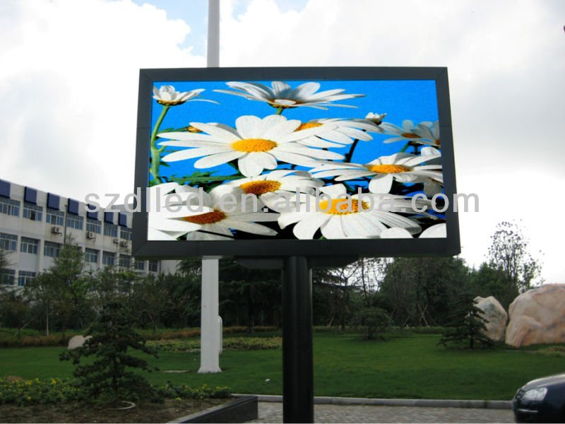 super high brightness p10 smd outdoor full color led p10 rgb display module