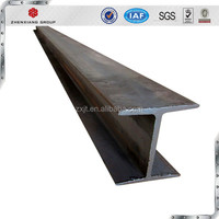 Alibaba china hot rolled boron steel high tensile iron structural i beam price