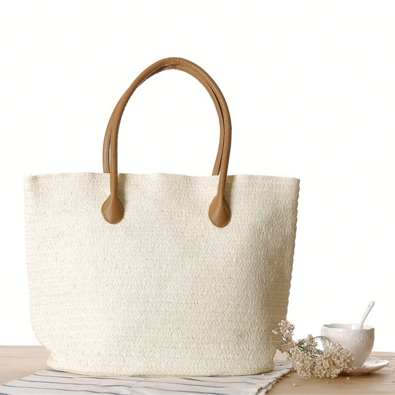 PP Straw Bags Made From Drinking Straw