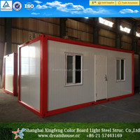 Low cost 20ft tiny houses/prefab container houses