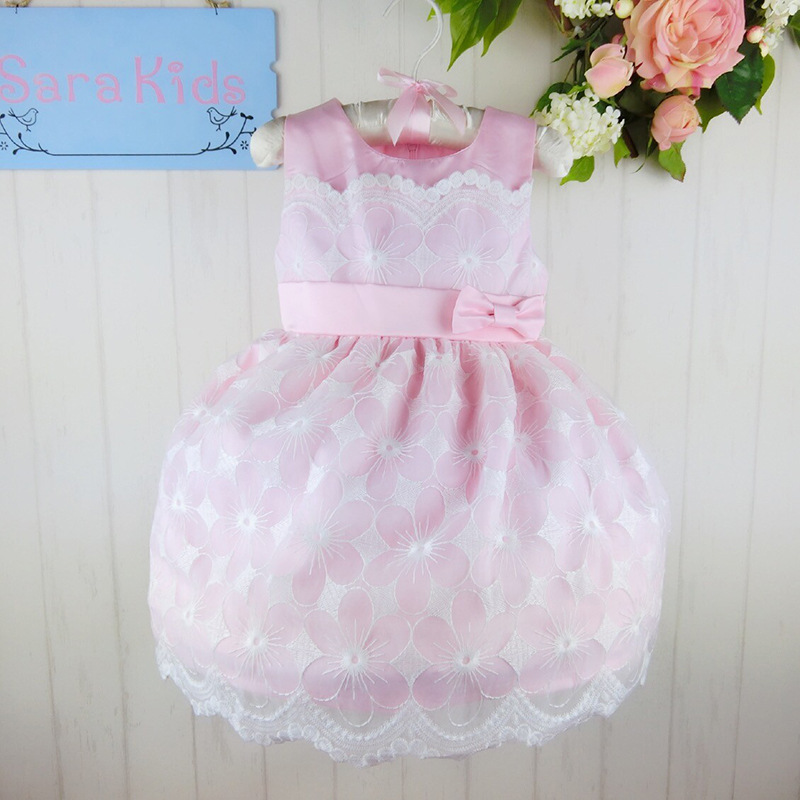 Pakistani Baby Girls Cotton Frock Designs,Hot Kid Dress,Baby Girl Summer Dresses 20140285-1