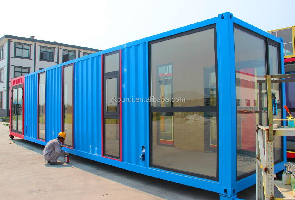 Professional prefab shipping container homes for sale/container house price/steel structure building