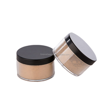 New arrival hot selling high quality no logo face powder single matte loose powder makeup foundation powder