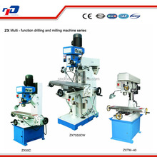 Multipurpose Vertical Drilling and Milling Machine zx40