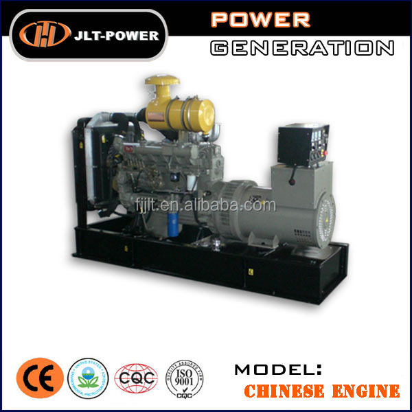60KVA open type ricardo diesel engine generator set
