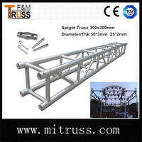 lighting and sound truss system/ dj equipment / truss booth
