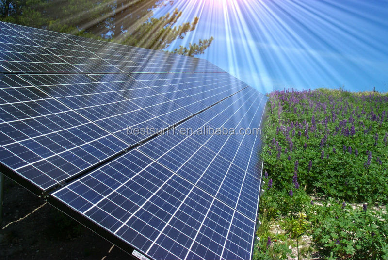 See larger image 5KW photovoltaic solar panel/5KW photovoltaic solar panel high performance/5KW photovoltaic solar system